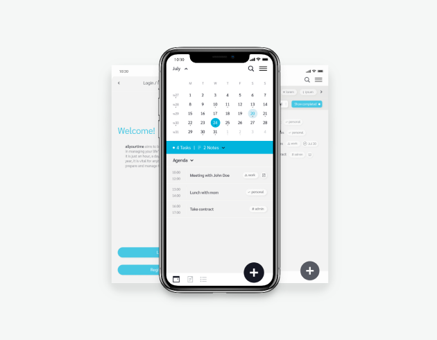 AllYourTime App