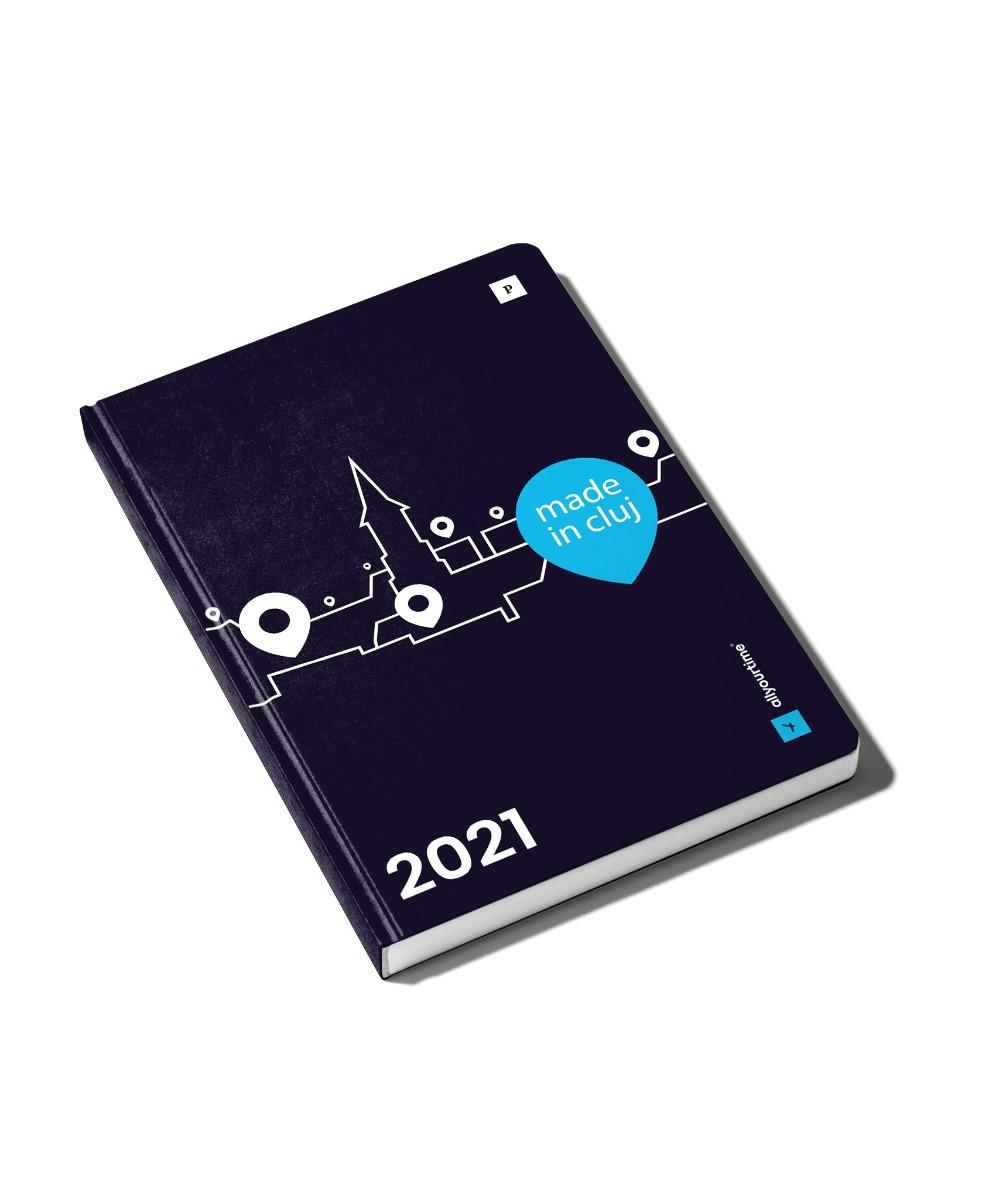 Made in Cluj és COMPASS 2021 határidőnapló, megtiszteljük  kolozsvári gyökereinekt