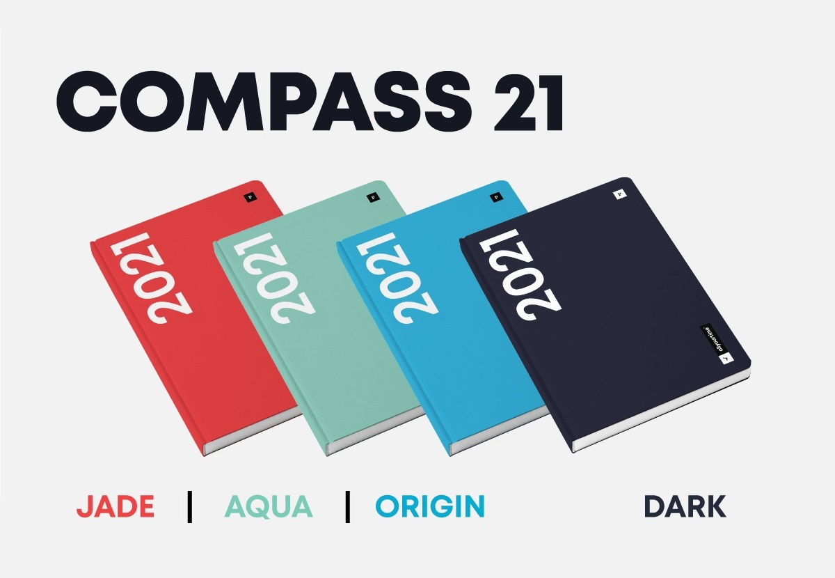 COMPASS 2021, primul planner [allyourtime]