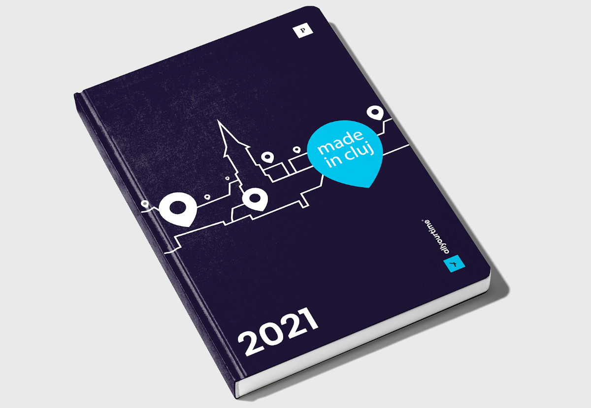 Honoring our origins, Made in Cluj 2021 limited edition planner